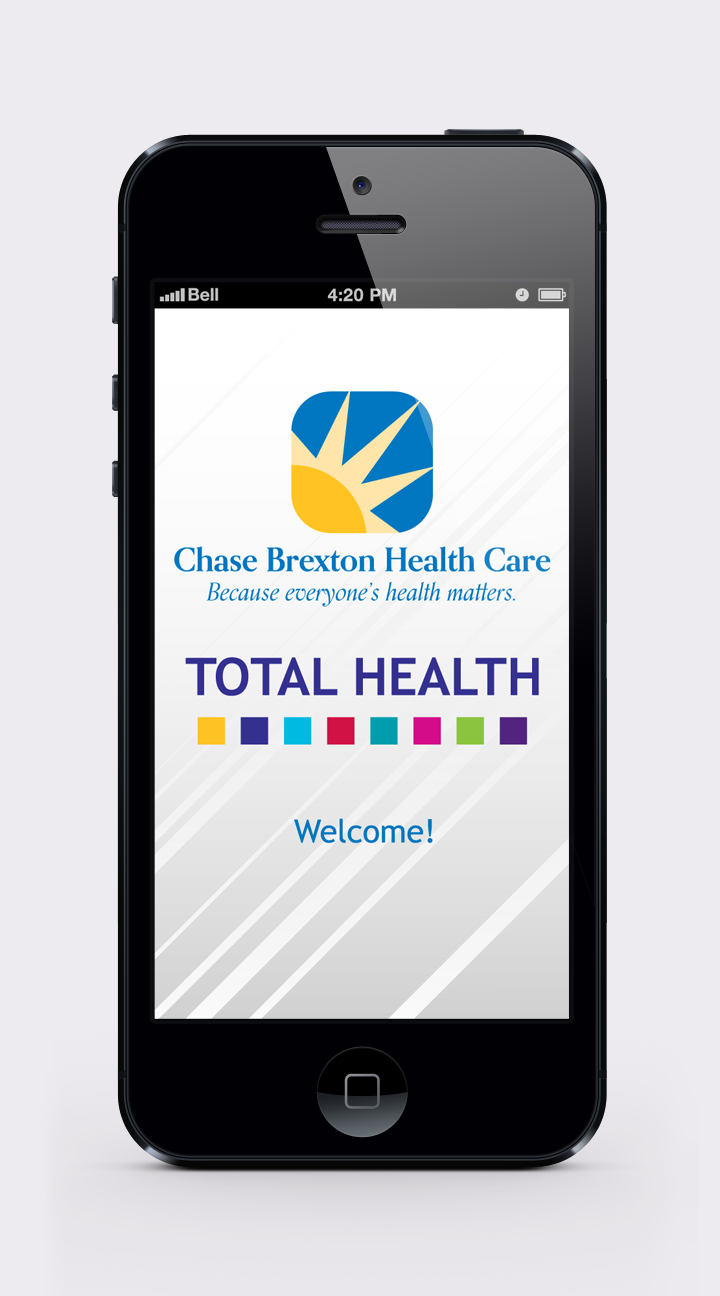 CHASE BREXTON TOTAL HEALTH | Welcome Screen