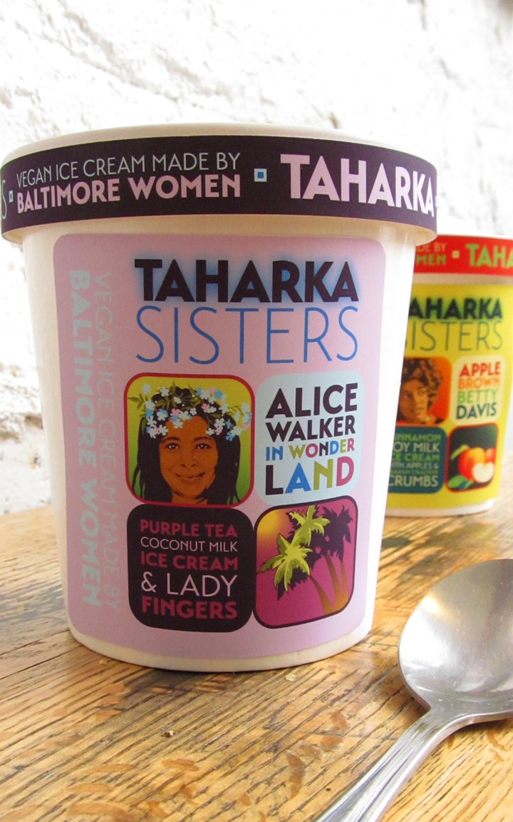 Pint Packaging | Alice Walker In Wonderland