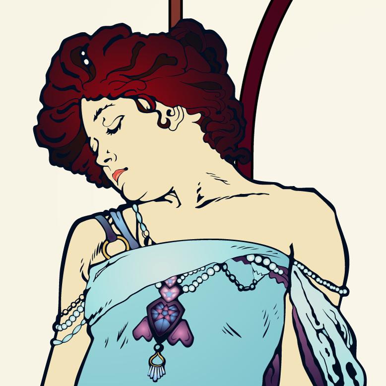 Iris Variation | Detail