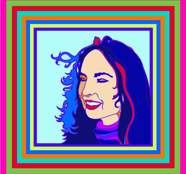 #7: Pop Art Selfie