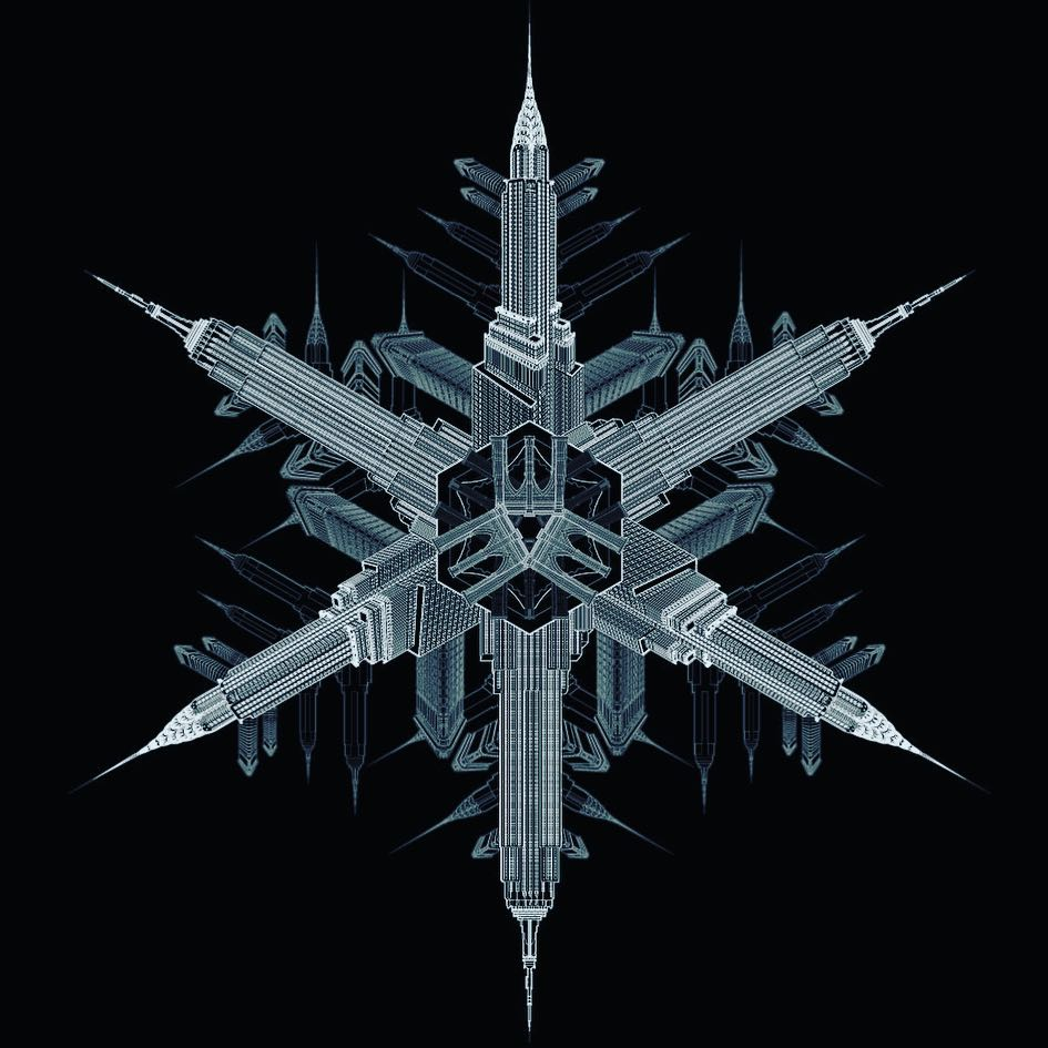 New York Snowflake