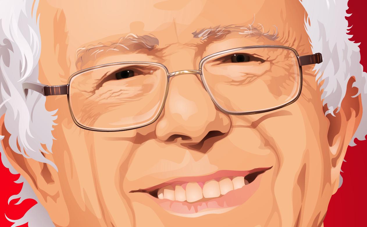 Bernie: Detail