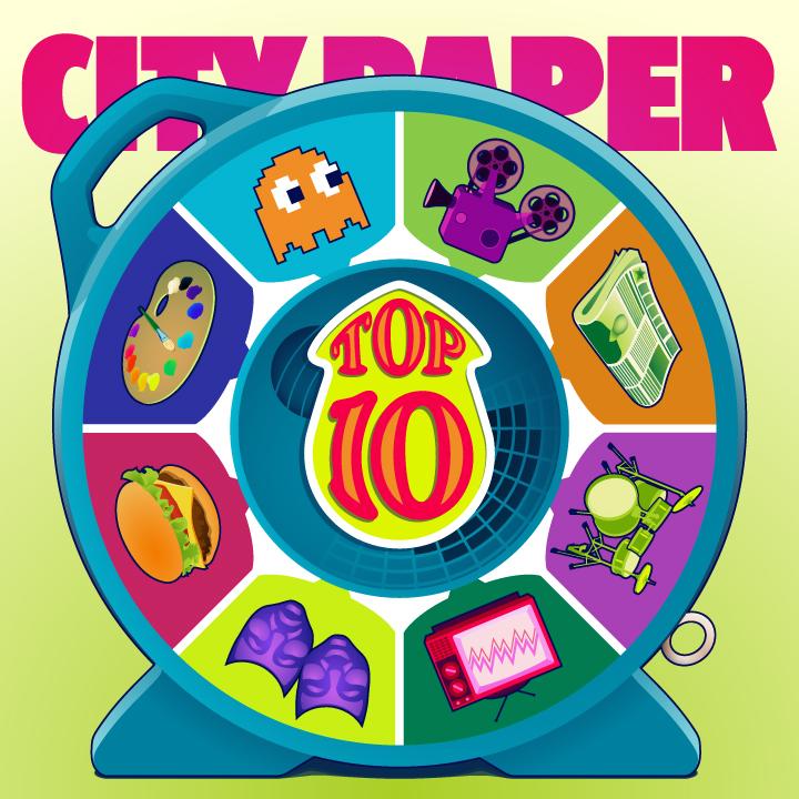 Top Ten Cover